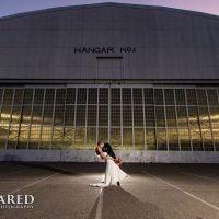 Air Hangar Wedding